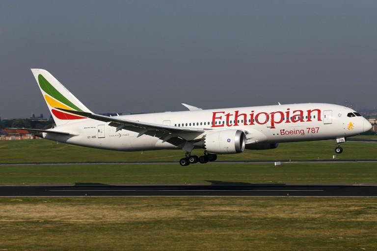 Ethiopian Airlines, Dreamliner