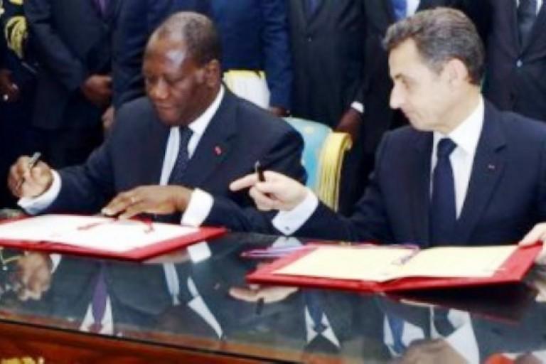 La mission qu'Alassane Ouattara a confiée à Nicolas Sarkozy