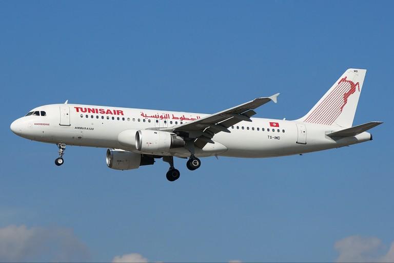 Tunisair, la compagnie nationale de Tunisie a réévalué l