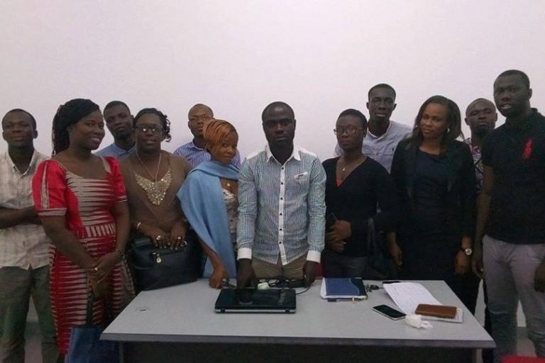 Des jeunes cadres PDCI