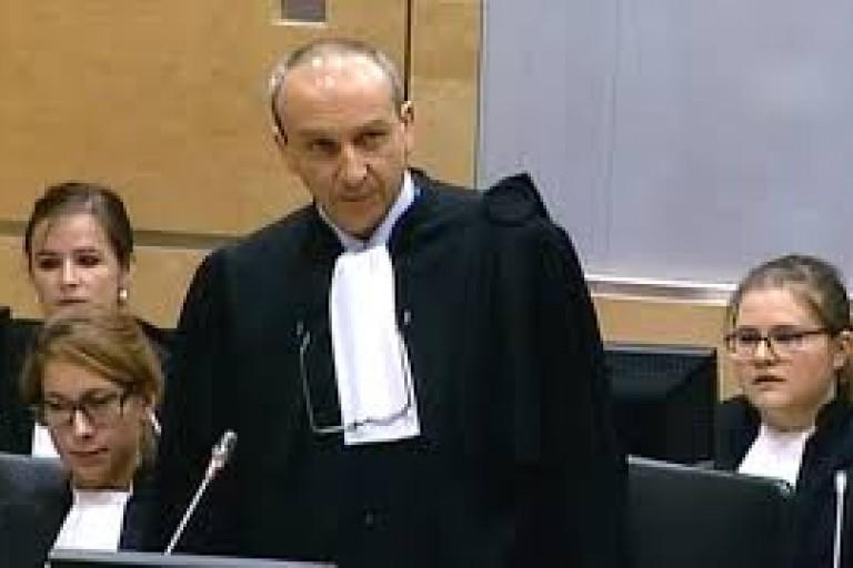 Me Emmanuel Altit verrouille l'acquittement de son client Gbagbo