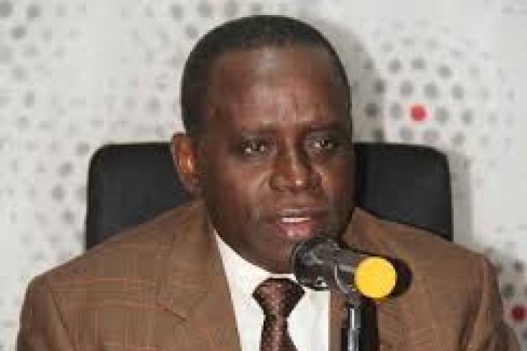 Noël Akossi Bendjo, ex-maire de la commune du Plateau