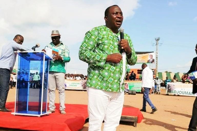 Des partis politiques dont le PDCi ne désirent pas Adjoumani à Bondoukou