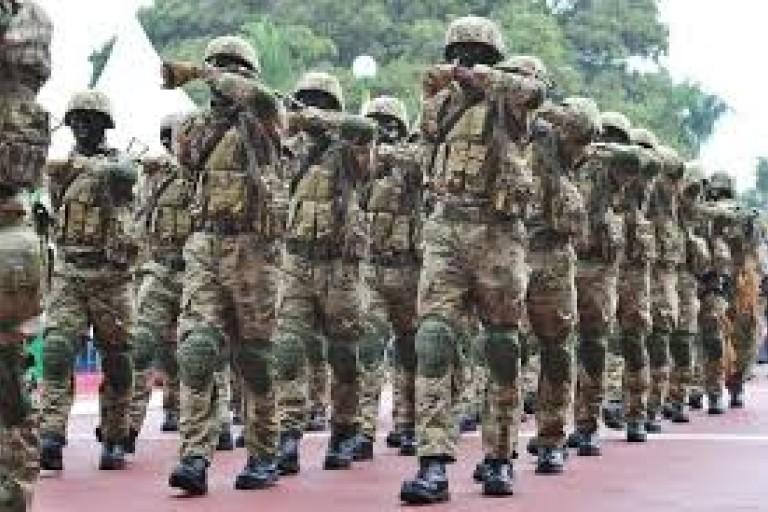 L' armée ivoirienne sort son artillerie contre le terrorisme
