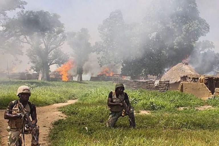 Un raid de l'armée nigériane contre Boko Haram