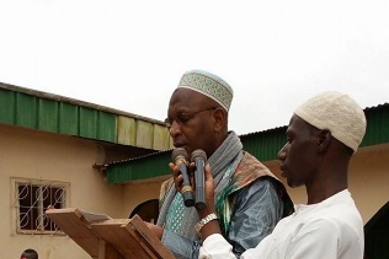 L' imam de la mosquée de Tazibouo s'est éteint