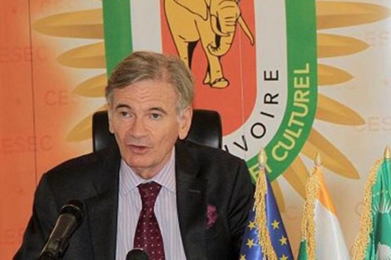Jean-François Valette - Rapport de l'Union européenne sur la Côte d'Ivoire
