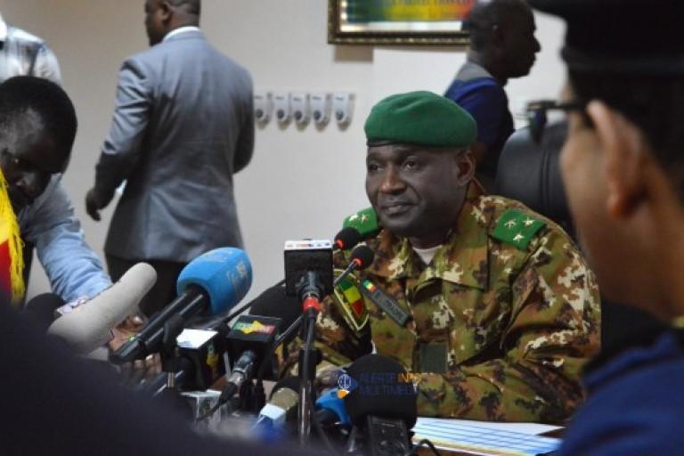 Salif Traoré annonce des perquisitions et interpellations après le second tour de la présidentielle