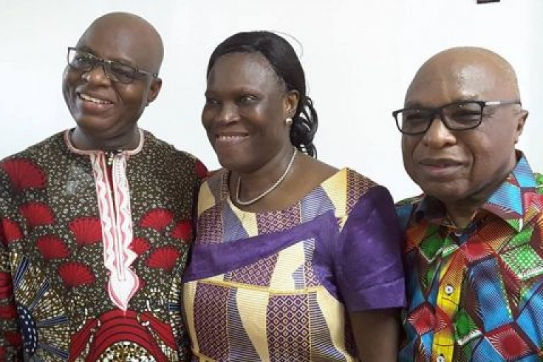 Simone Gbagbo, sa place au FPI