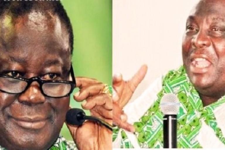 BP du PDCI, vers un clash Bédié - Adjoumani ?
