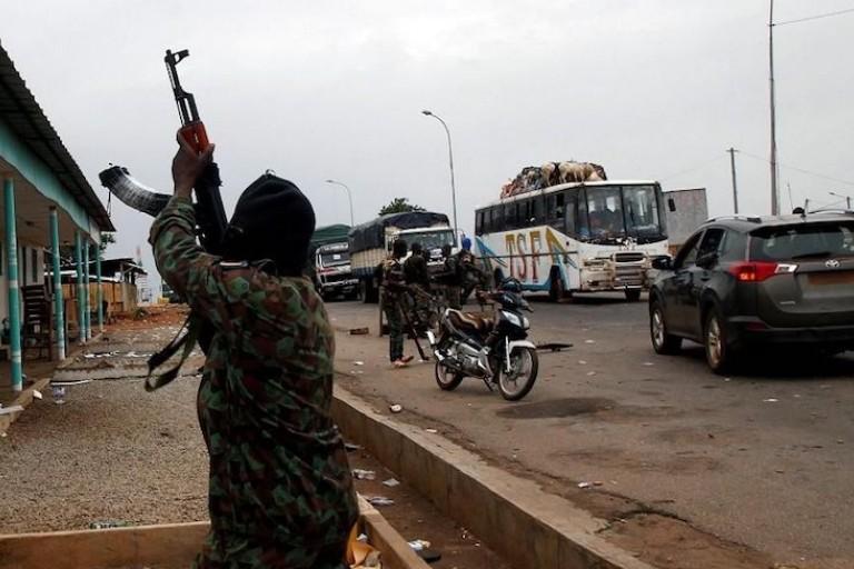 Des déflagrations entendues ce jeudi à Bouaké
