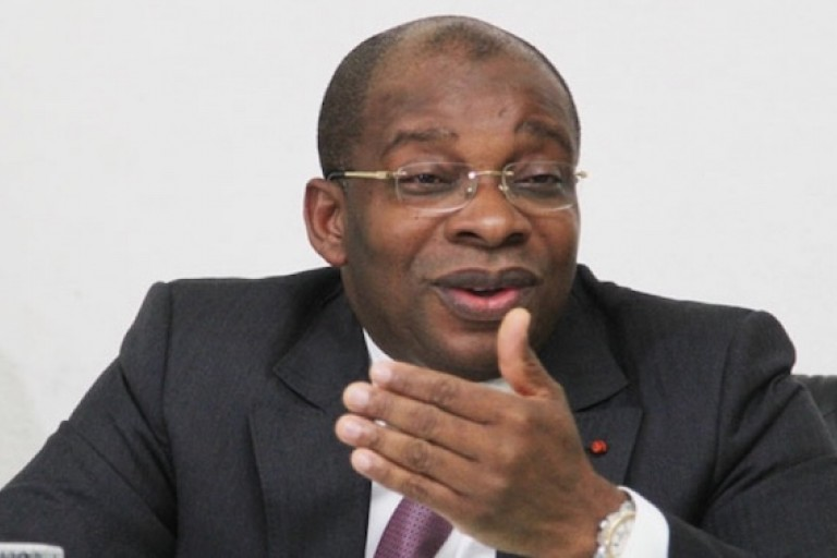 Le soutien des militants PDCI de Port-Bouët au ministre Siandou Fofana