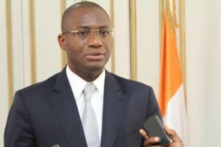 Le Ministre Sidi Touré annonce le Budget 2019