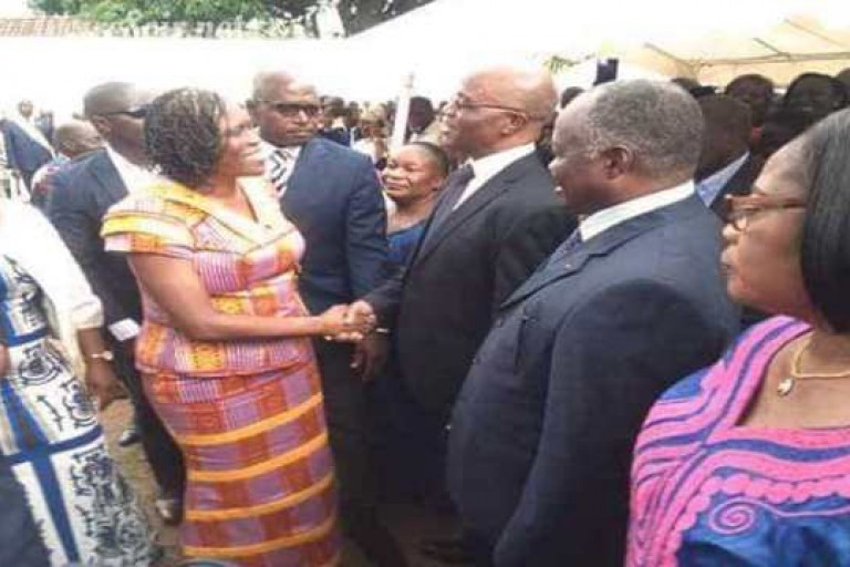 Incessantes visites chez Simone Gbagbo
