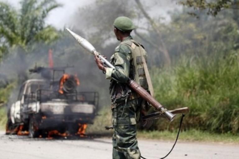 Attaque contre des militaires congolais dans le Sud-Kivu