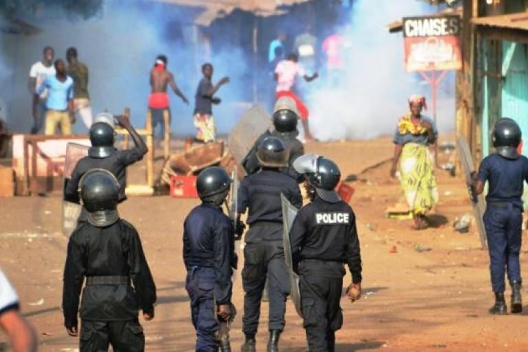 La journée ville morte fait 2 morts et 2 blessés à Conakry
