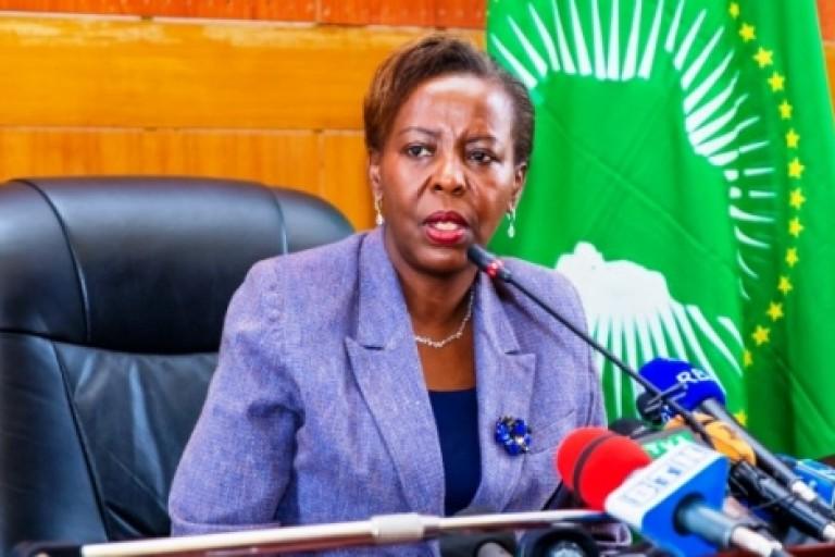 Louise Mushikiwabo, nouvelle SG de l'OIF