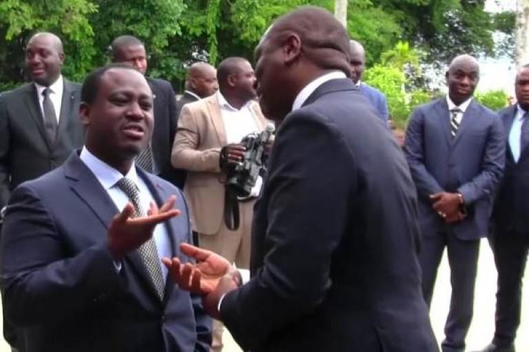 Divorce consommé entre Alassane Ouattara et Guillaume Soro