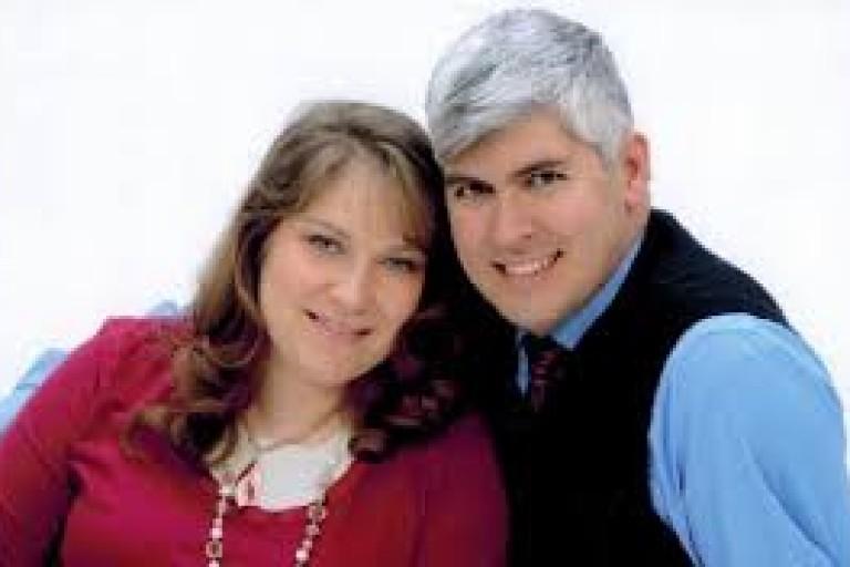 le missionnaire et sa femme