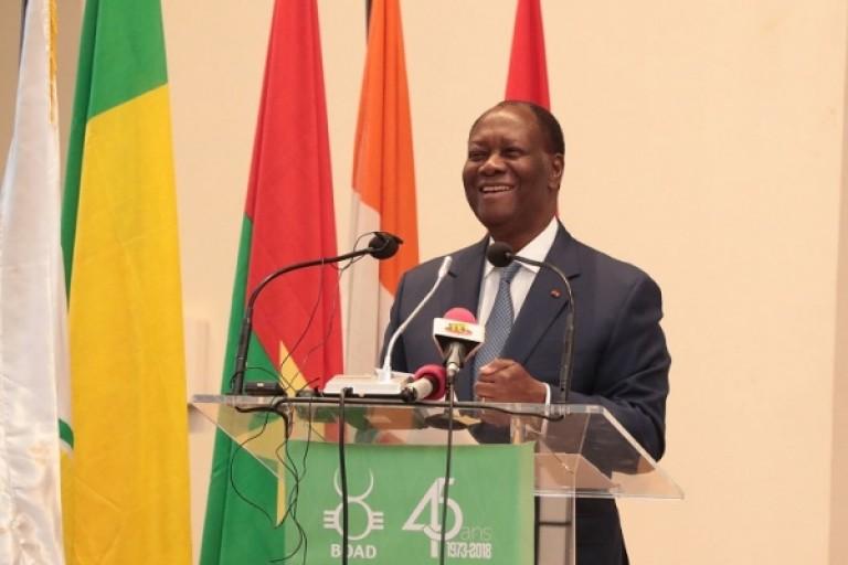 Alassane Ouattara affirme avoir un bilan positif