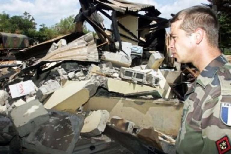 Bombardement de Bouaké, que de zones d'ombre