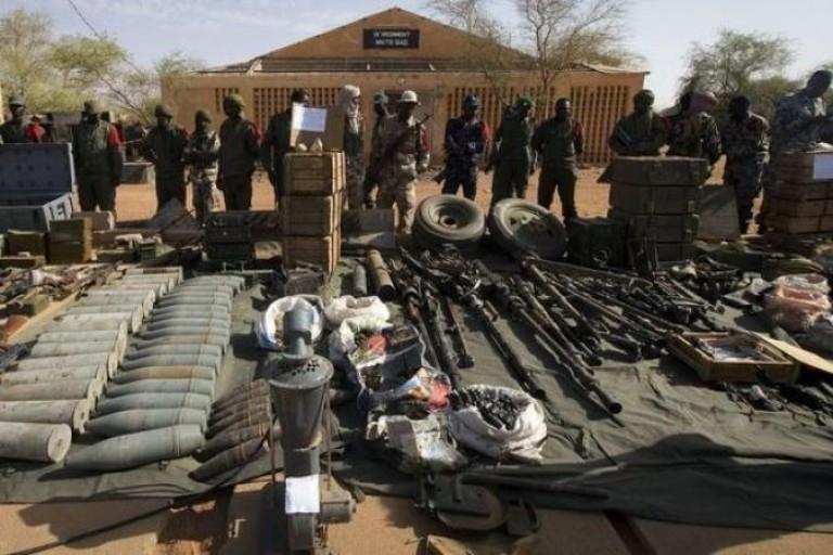 Sanction de l' ONU au Mali