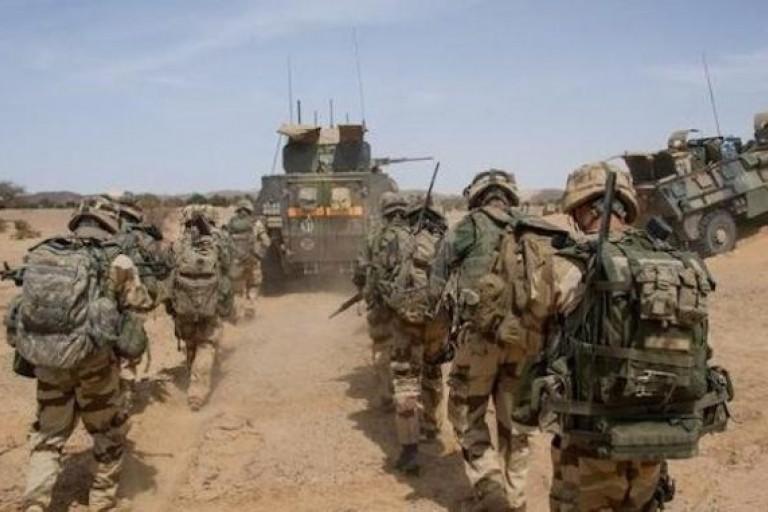 Des agents de la force Barkhane déployé au nord du Mali