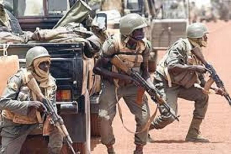 L'armée du Mali