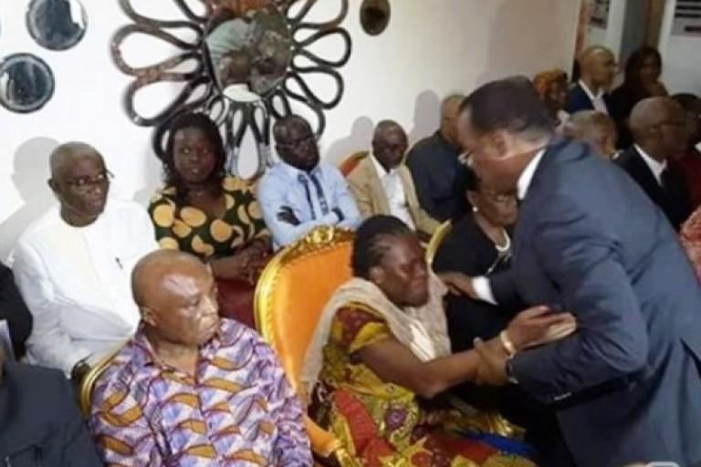 FPI, Simone Gbagbo indique la voie à Affi N'Guessan