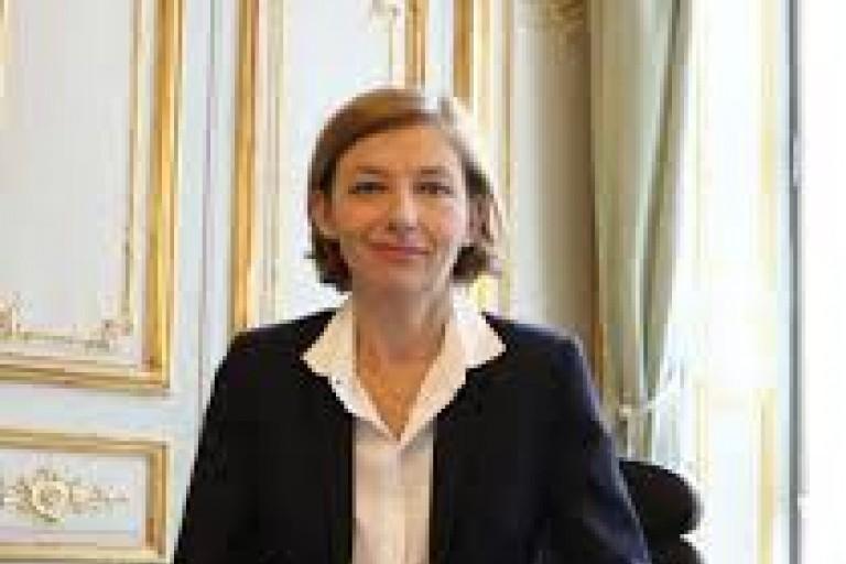 Florence Parly, confirle la mort du djihadiste