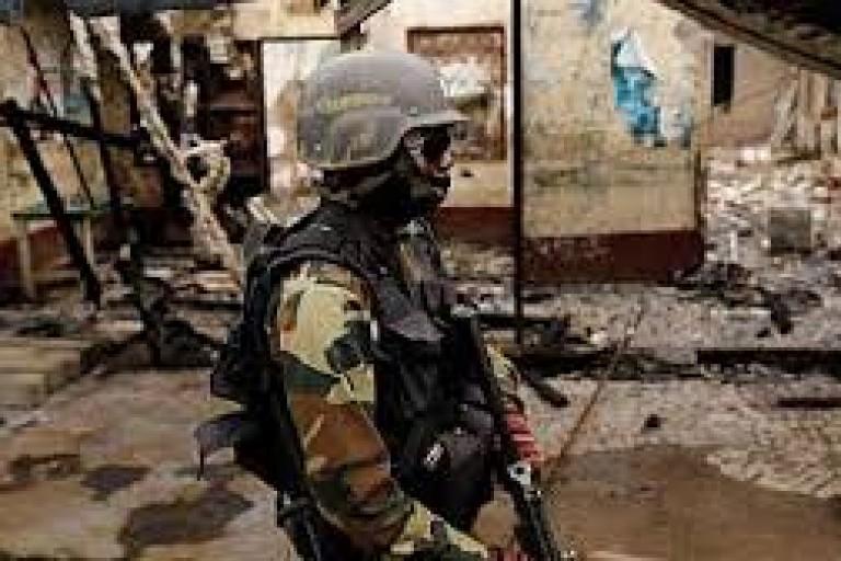 Des séparatistes tués par l'armée