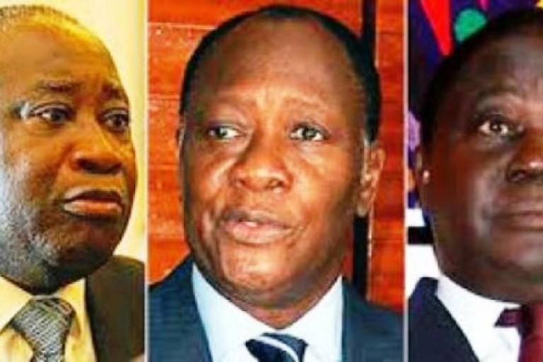 Ouattara, Bédié et Gbagbo en lice pour 2020 ?