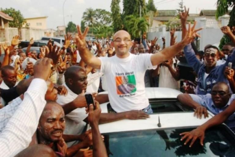 Liesse populaire après la libération de Laurent Gbagbo et Blé Goudé