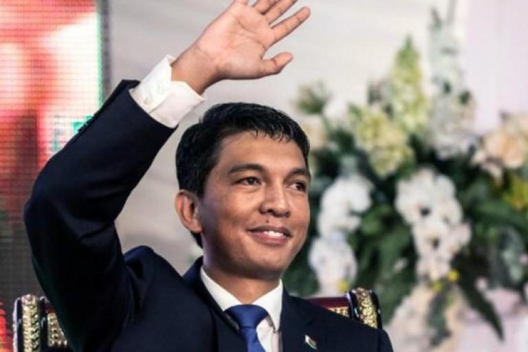 Andry Rajoelina élu président de Madagascar