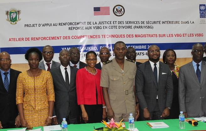 Le Pnud en appui à l'Etat de Côte d'Ivoire pour lutter contre les violences basées sur le genre