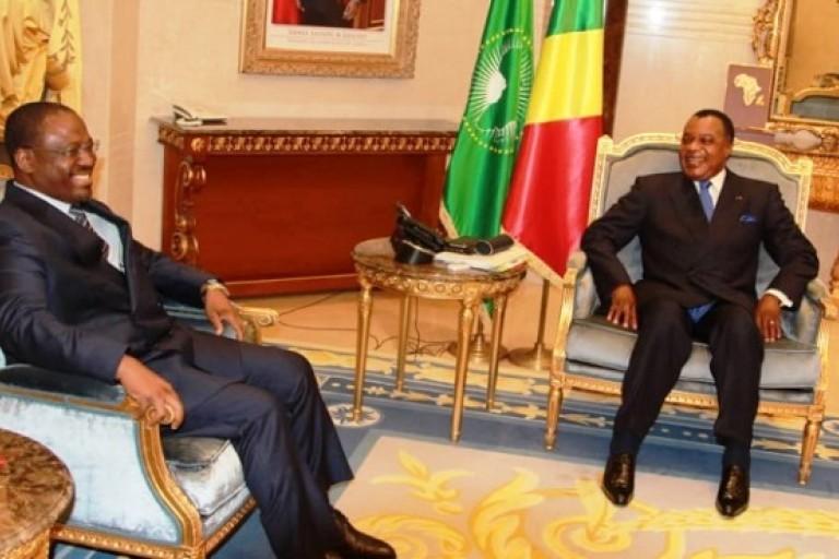 Révélations sur la rencontre Guillaume Soro - Sassou N'Guesso
