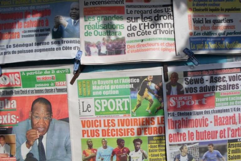 RSF défend les journalistes
