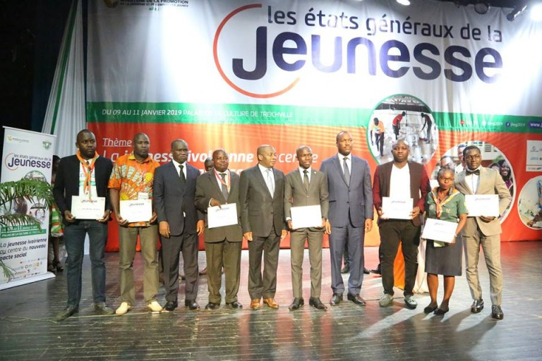 Etats généraux de la Jeunesse ivoirienne, Mamadou Touré