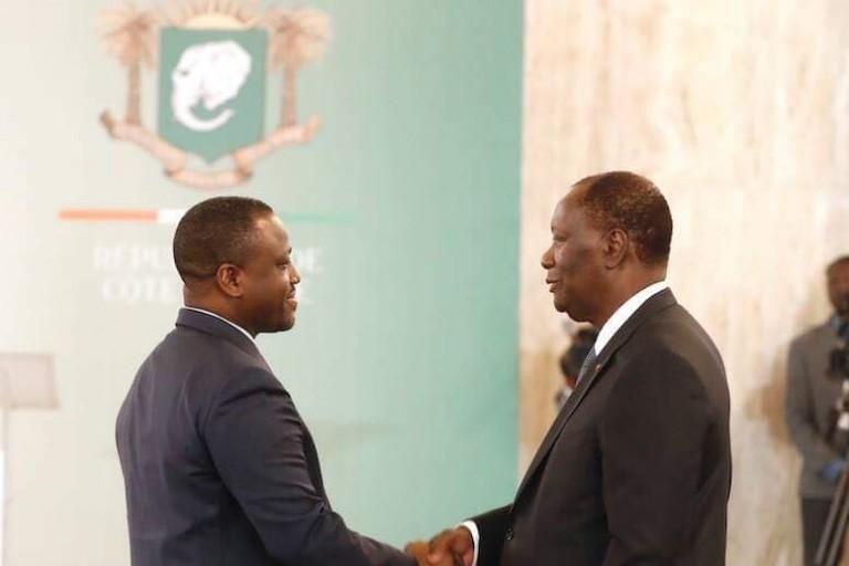 Alassane Ouattara - Soro Guillaume, la clarification