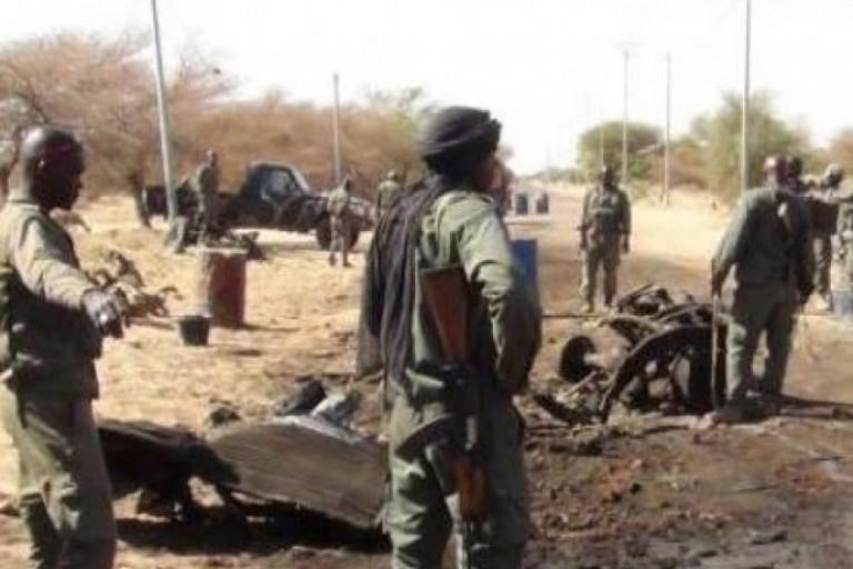 Etat islamique toujours actif au Sahel