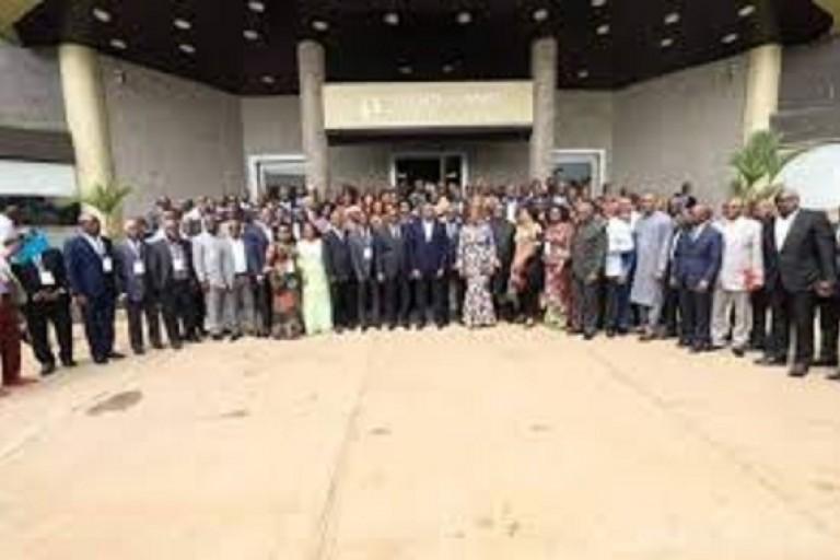 Mise en place d'un groupe parlementaire  RHDP