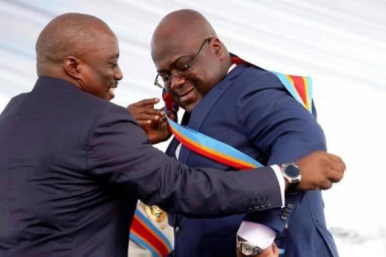 Félix Tshisekedi tient son premier gouvernement après six mois.