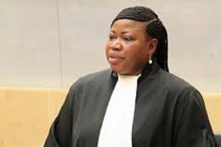Fatou Bensouda, procureur de la CPI