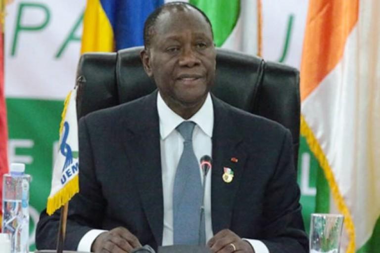 Alassane Ouattara à cœur ouvert sur le cas Laurent Gbagbo
