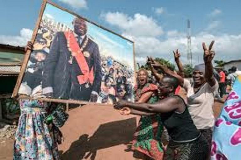 EDS félicite les sympathisants de Gbagbo pour leur calme et leur retenu
