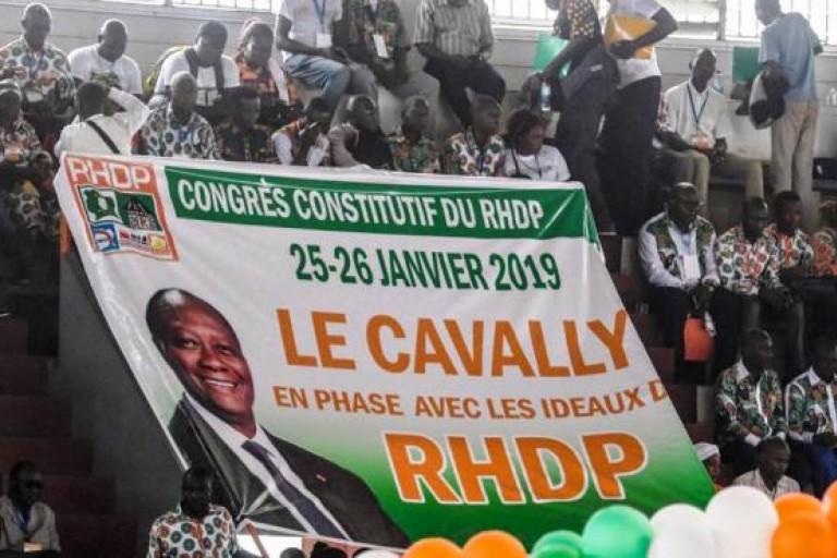 Le Congrès constitutif du RHDP unifié au Félicia