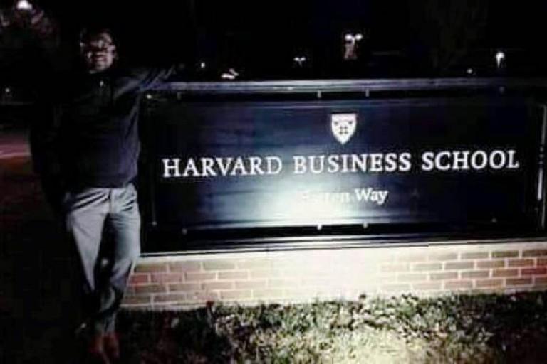 Guillaume Soro, le nouvel étudiant de Harvard