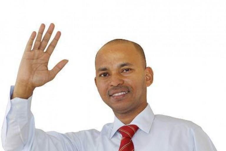Tahirou Barry candidat du MCR