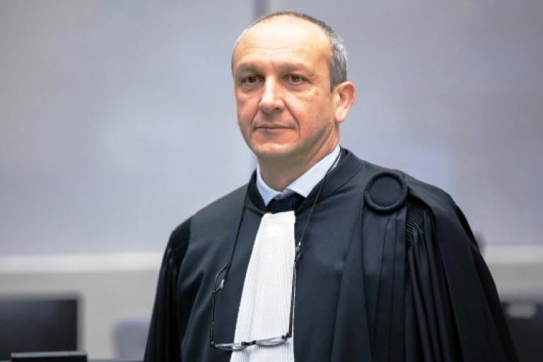 Me Emmanuel Altit exige la libération de laurent Gbagbo