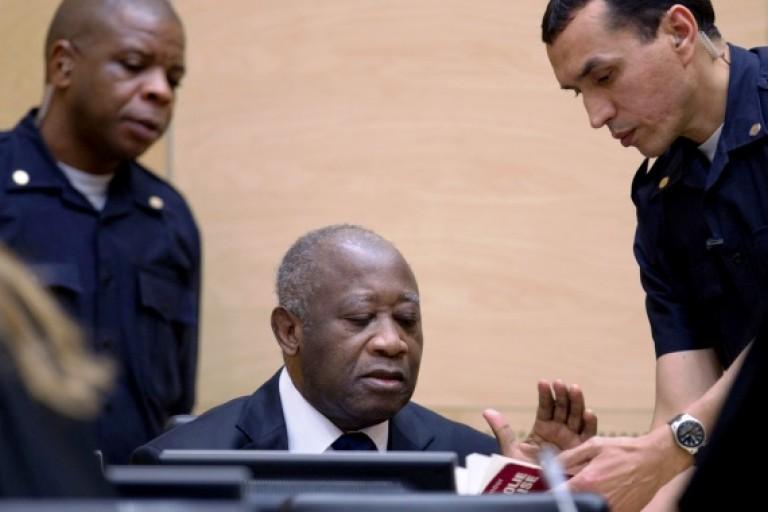Laurent Gbagbo est arrivé à Bruxelles